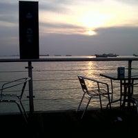 Photo taken at De Patros Café by Farah M. on 6/27/2012