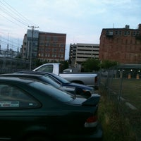 Photo taken at Free Parking Lot by Todd G. on 6/18/2012