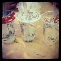 Photo taken at Gong Cha 贡茶 by Chase M. on 8/12/2012