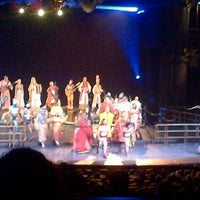 Photo taken at KÀ Theatre by Mai on 7/1/2012
