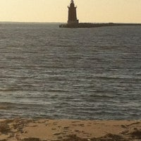 Photo taken at Cape Henlopen State Park by Trelynda K. on 2/20/2012
