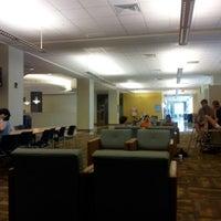 Photo taken at Student Center by David J. on 3/24/2012