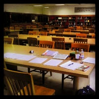 Photo taken at Memorial Library by Spencer S. on 7/21/2012