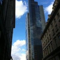 Photo taken at Salesforce Tower by Eike on 8/2/2012