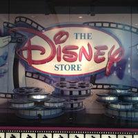 Photo taken at Disney Store by Ellen T. on 4/28/2012