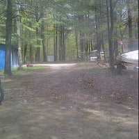 Photo taken at Palmer Campsite by Rebecca P on 5/12/2012