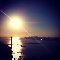 Photo taken at Hawk Hill by Neil T. on 3/9/2012