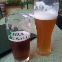 Photo taken at Fabbrica della Birra by Loris B. on 8/17/2012