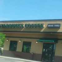 Photo taken at Starbucks by Jessi D. on 6/5/2012