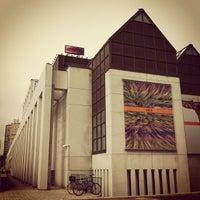 Photo taken at Musée d'art contemporain de Montréal (MAC) by Cliff P. on 3/15/2012