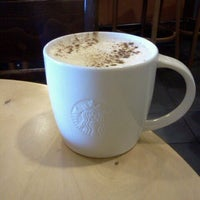 Photo taken at Starbucks by Elizabeth F. on 11/7/2011
