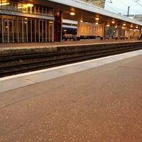 Photo taken at Haymarket Railway Station (HYM) by Matt L. on 6/24/2012