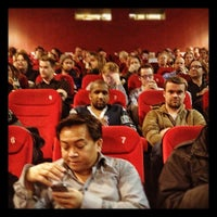 Photo taken at IFFR 2012 Pathé by Eric M. on 2/1/2012