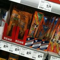 Photo taken at REWE by Junnita S. on 7/14/2012
