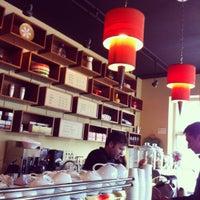 Photo taken at Voxx Coffee by Clara B. on 3/18/2012