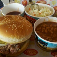 Photo taken at Dickey's Barbeque Pit by Fred on 7/30/2011