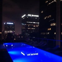 Photo taken at The Standard, Downtown LA by Seung hyun K. on 5/10/2012