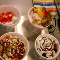 Photo taken at Sweet Frog by Jennie T. on 11/18/2011