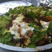 Photo taken at Chipotle Mexican Grill by Mónica C. on 5/4/2012