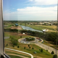 Photo taken at Tarrant County College (Trinity River Campus) by Jade B. on 5/9/2012