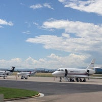 Photo taken at Centennial Airport (APA) by Martin R. on 7/30/2012