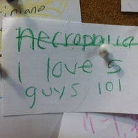 Photo taken at Five Guys by Dani on 8/24/2011