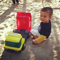 Photo taken at Playground by Felipe B. on 9/2/2012