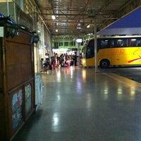 Photo taken at Terminal de Buses María Teresa by Claudio S. on 12/28/2011