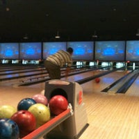 Photo taken at Striker Casual Bowling by Rafael F. on 10/2/2011