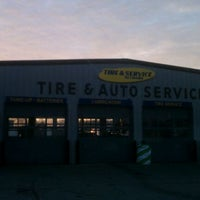 Photo taken at Carl King Tire by Darrell D. on 2/4/2012