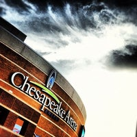 Photo taken at Chesapeake Energy Arena by Jamie R. on 5/15/2012