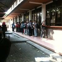 Photo taken at Universitas Gunadarma by Yoseph M. on 8/10/2012