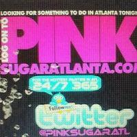 Photo taken at Harlem Nights Lounge by Pink Sugar Atlanta N. on 5/8/2012