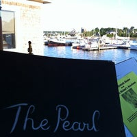 Photo taken at The Pearl Restaurant by Calvin W. on 6/16/2012