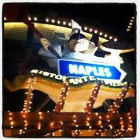 Photo taken at Naples Ristorante & Pizzeria by David P. on 11/2/2011