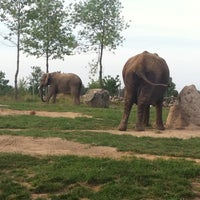 Photo taken at Zoo de Granby by Max on 8/6/2011