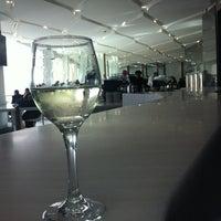 Photo taken at Virgin Australia Lounge by Benjamin C. on 9/13/2012