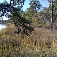 Photo taken at First Landing State Park by Rsco M. on 11/18/2011