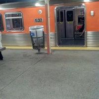 Photo taken at SEPTA Fern Rock Transportation Center by Zachary C. on 9/29/2011