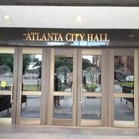 Photo taken at Atlanta City Hall by Allie B. on 6/20/2012