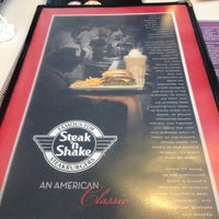 Photo taken at Steak 'n Shake by Shelly H. on 10/23/2011