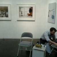 Photo taken at photo l.a. + artLA projects by Alexandra R. on 1/13/2012
