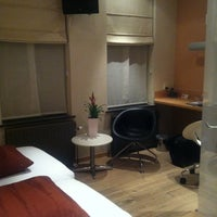 Photo taken at Asgard Hotel by Sophia F. on 4/12/2012