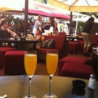 Photo taken at Balans Restaurant & Bar by Axel B. on 3/27/2011