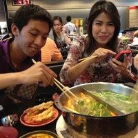 Photo taken at Shabushi by Song V. on 2/18/2012