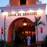 Photo taken at Casa De Bandini by Kevin P. on 10/29/2011