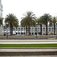 Photo taken at Justin Herman Plaza by Michelle V. on 8/2/2012