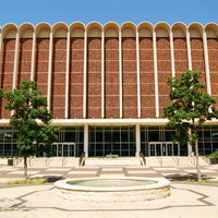 Photo taken at TTU - Texas Tech University Library by Texas Tech University on 7/7/2011