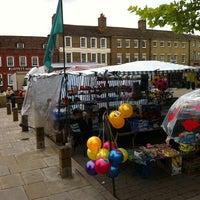 Photo taken at Market Square by Jon A. on 7/7/2011