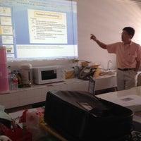 Photo taken at Pharmacy Laboratory by เด็กชายมะรุม (. on 5/21/2012